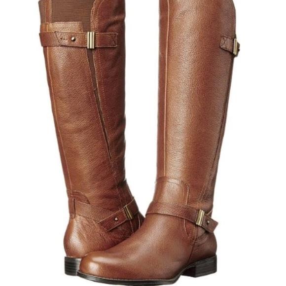 c04704a022f Naturalizer Joan Wide Calf Riding Boot. M 5b83767c1b16dba44242a97c